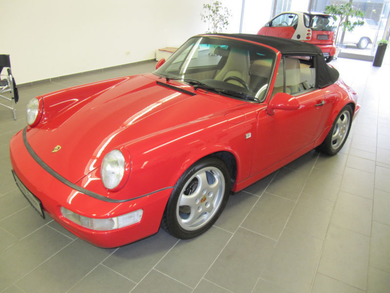 gebraucht cabrio porsche 911 1993 km in henstedt ulzburg. Black Bedroom Furniture Sets. Home Design Ideas