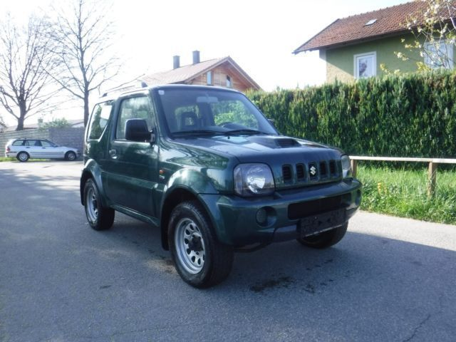 verkauft suzuki jimny gebraucht 2006 km in. Black Bedroom Furniture Sets. Home Design Ideas