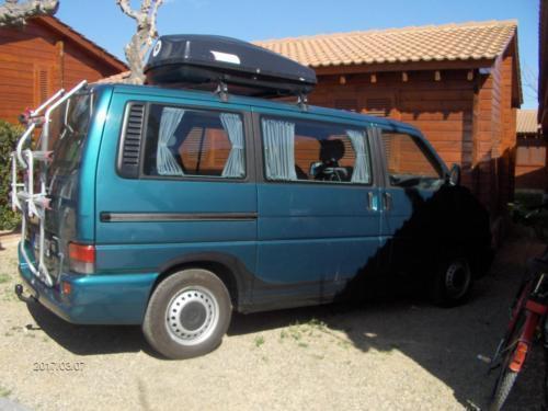 verkauft vw t4 bus wohnmobilzulassung gebraucht 1996 km in wittenmoor. Black Bedroom Furniture Sets. Home Design Ideas