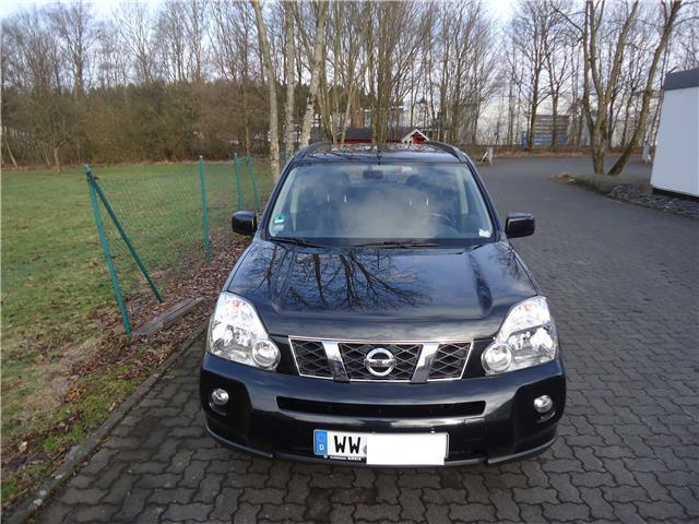 verkauft nissan x trail 2 0 dci 4x4 dp gebraucht 2009 km in bad marienberg. Black Bedroom Furniture Sets. Home Design Ideas