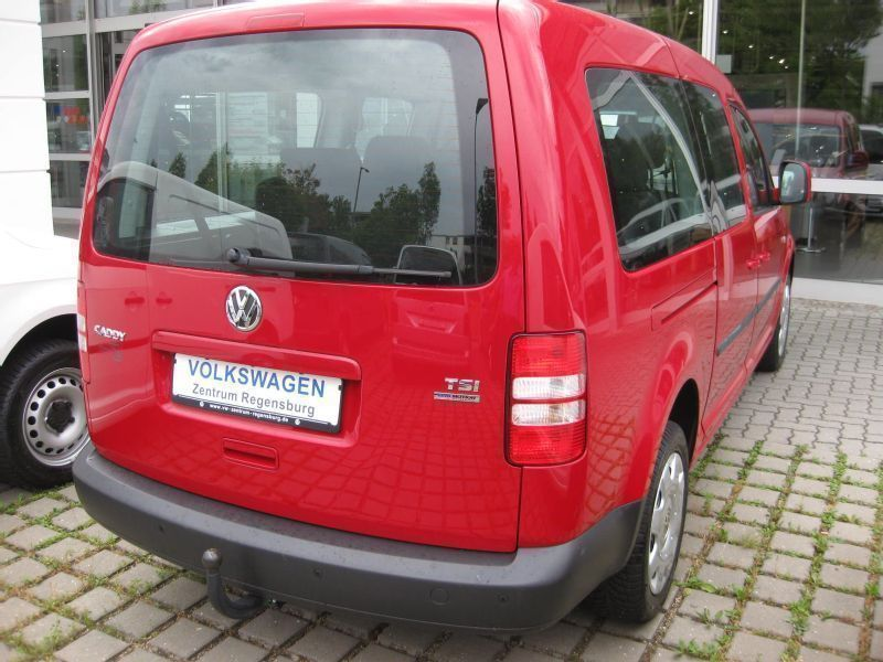 verkauft vw caddy maxi trendline 1 2 t gebraucht 2014 km in regensburg. Black Bedroom Furniture Sets. Home Design Ideas