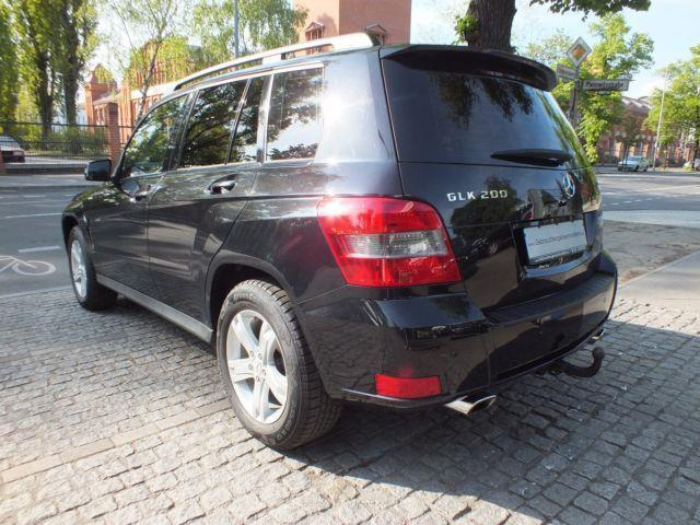 gebraucht cdi dpf blueefficiency 7g tronic mercedes glk200 2011 km in wentorf. Black Bedroom Furniture Sets. Home Design Ideas