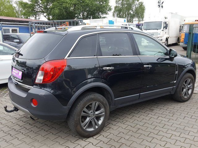 verkauft opel antara cosmo 4x4 leder gebraucht 2013 km in berlin. Black Bedroom Furniture Sets. Home Design Ideas