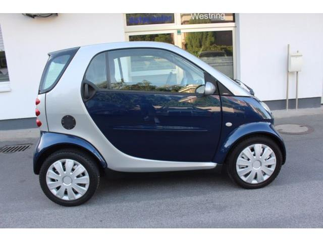 verkauft smart fortwo coup passion gebraucht 2003 km in guetersloh. Black Bedroom Furniture Sets. Home Design Ideas