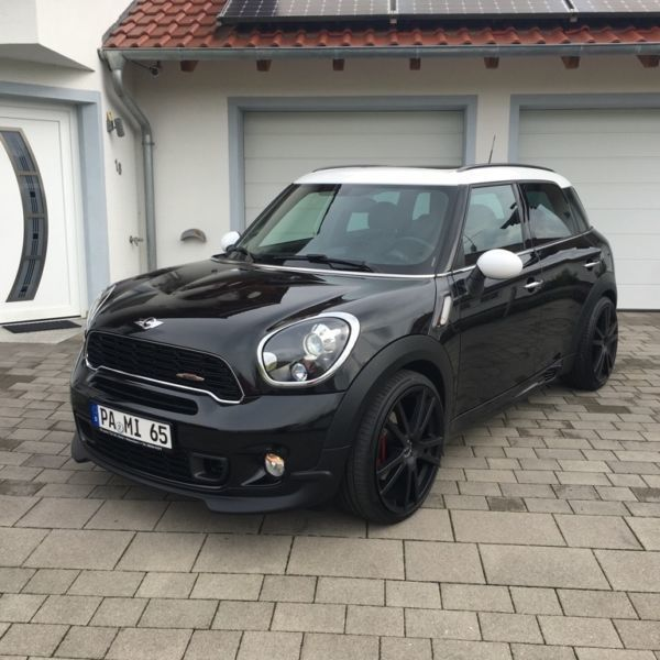 verkauft mini countryman s gebraucht 2012 km in marbach am neckar. Black Bedroom Furniture Sets. Home Design Ideas