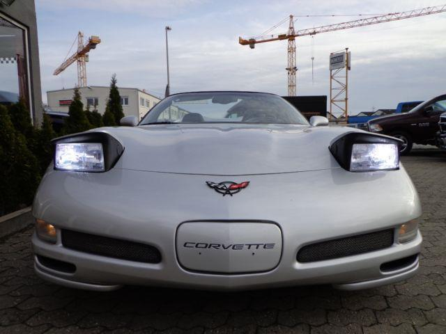 verkauft corvette c5 cabrio 5 7l v8 he gebraucht 2002 km in weiterstadt. Black Bedroom Furniture Sets. Home Design Ideas