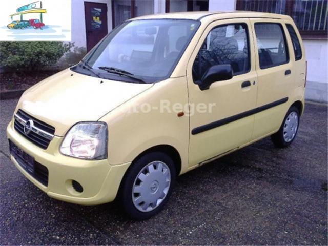 Verkauft Opel Agila , gebraucht 2004, 135.000 km in Schwabach