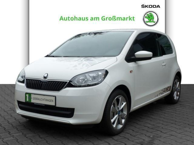verkauft skoda citigo fun 1 0 klima sh gebraucht 2016 km in duisburg. Black Bedroom Furniture Sets. Home Design Ideas