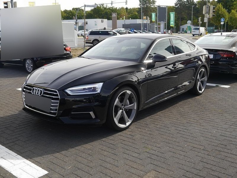 verkauft audi a5 sportback a5 2 0 tfsi gebraucht 2018. Black Bedroom Furniture Sets. Home Design Ideas