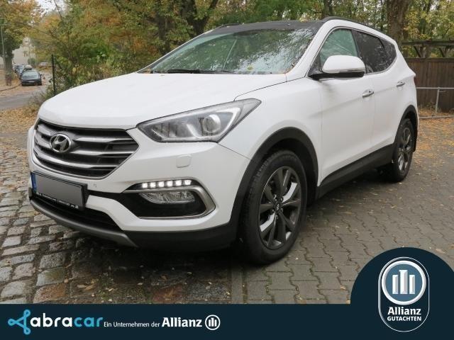 ▷ hyundai santa fe 2.2 diesel 200 ps (2017) | berlin | autouncle