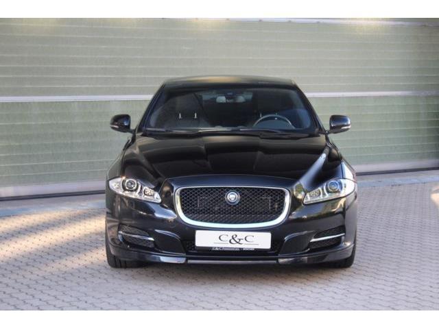 verkauft jaguar xj 3 0 v6 kompressor a gebraucht 2014 15 km in kassel. Black Bedroom Furniture Sets. Home Design Ideas