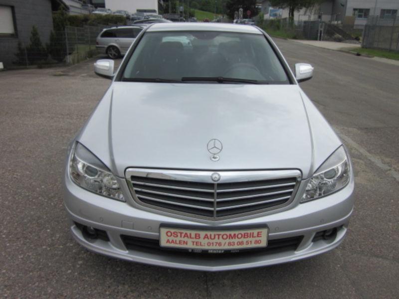 Verkauft mercedes 200 c klasse lim c gebraucht 2007 for Mercedes garage 93
