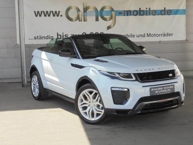 verkauft land rover range rover evoque gebraucht 2017 km in st georgen. Black Bedroom Furniture Sets. Home Design Ideas