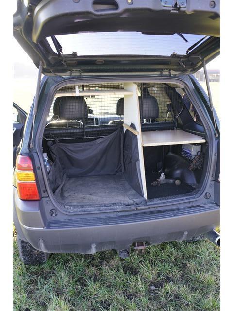 verkauft ford maverick v6 limited gebraucht 2003 km in grevenbroich. Black Bedroom Furniture Sets. Home Design Ideas