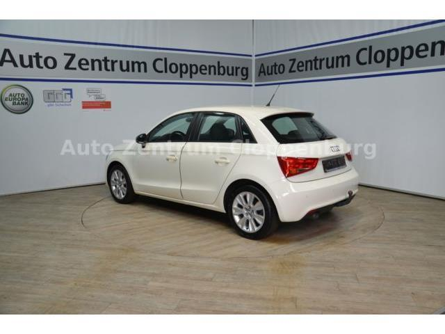 gebraucht 1 6 tdi s line alufelgen audi a1 sportback 2013 km in lastrup. Black Bedroom Furniture Sets. Home Design Ideas