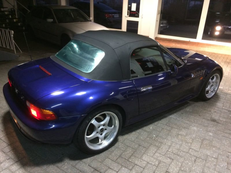 verkauft bmw z3 roadster 1 8 gebraucht 1998 km in wesel. Black Bedroom Furniture Sets. Home Design Ideas