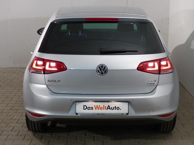verkauft vw golf vii cup 1 6 tdi park gebraucht 2015 km in eiselfing. Black Bedroom Furniture Sets. Home Design Ideas