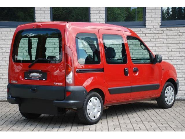 verkauft renault kangoo expression gebraucht 2002 226. Black Bedroom Furniture Sets. Home Design Ideas