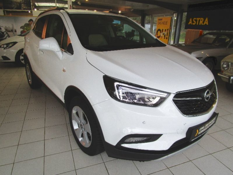 gebraucht x 1 6 cdti automatik innovation opel mokka x 2016 km in eisfeld. Black Bedroom Furniture Sets. Home Design Ideas