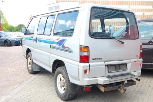 verkauft mitsubishi l300 4x4 2,5l td o., gebraucht 1994, 112.000 km