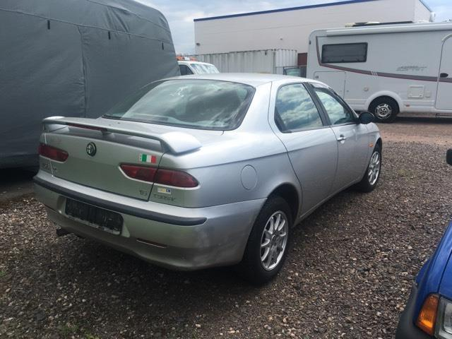 gebraucht 1 6 16v twin spark alfa romeo 156 2001 km in sondershausen. Black Bedroom Furniture Sets. Home Design Ideas