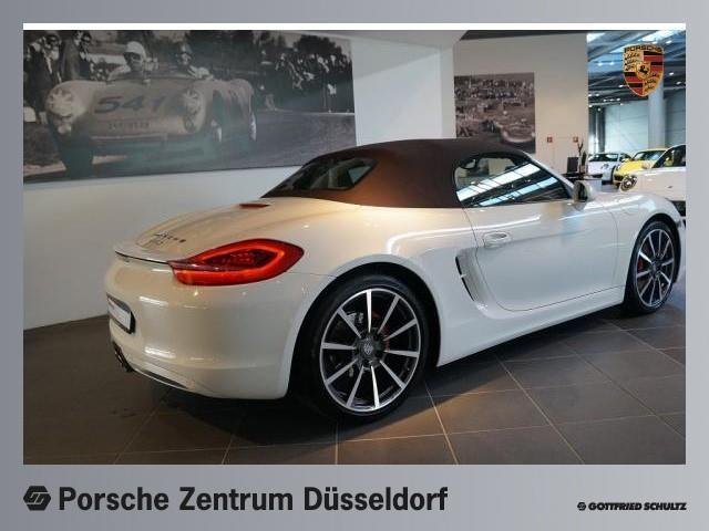 verkauft porsche boxster s bi xenon gebraucht 2014 km in essen. Black Bedroom Furniture Sets. Home Design Ideas