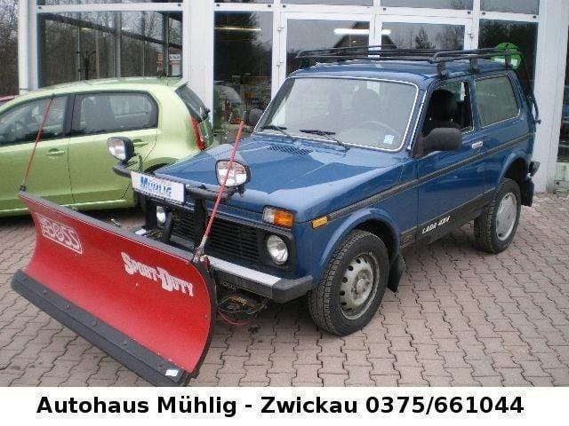 Beliebt Bevorzugt Verkauft Lada niva 4x4 + Schneepflug B., gebraucht 2011, 39.950 km #MF_22