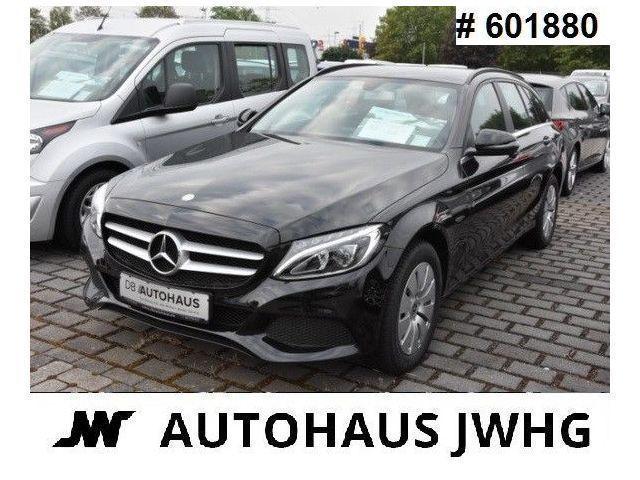 Verkauft Mercedes C220 D T 9g Tronic H Gebraucht 2017 29950 Km