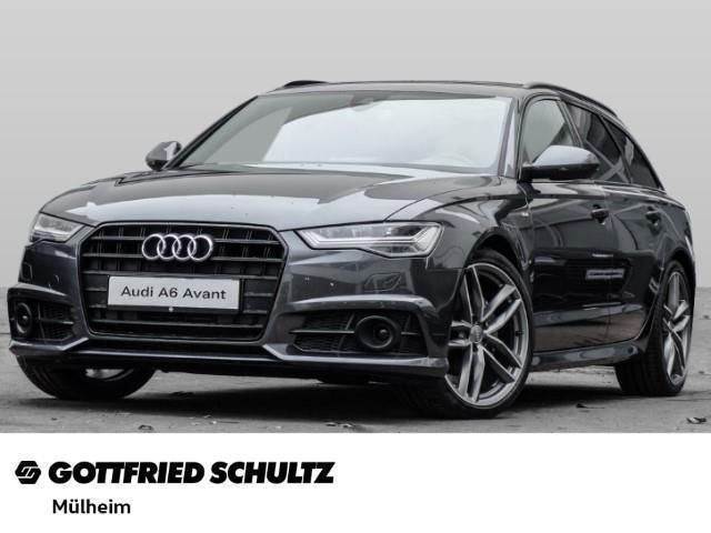 gebraucht Audi A6 Avant 2.0 l TDI Tronic S line - Klima,Sitzhei