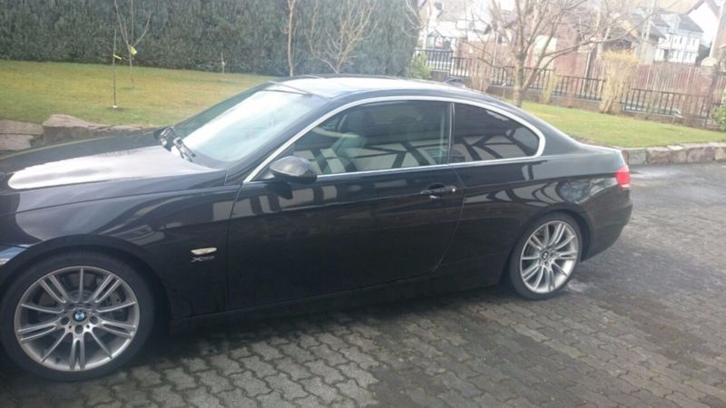 verkauft bmw 335 i coupe aut gebraucht 2007 km in papenburg. Black Bedroom Furniture Sets. Home Design Ideas