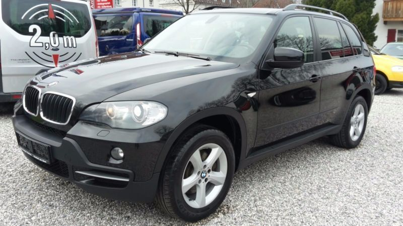 verkauft bmw x5 gebraucht 2008 km in kochel. Black Bedroom Furniture Sets. Home Design Ideas