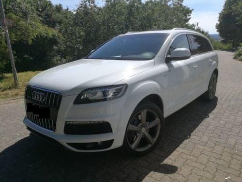Gebraucht 2013 Audi Q7 30 Diesel 39990 63808 Haibach Unterfr