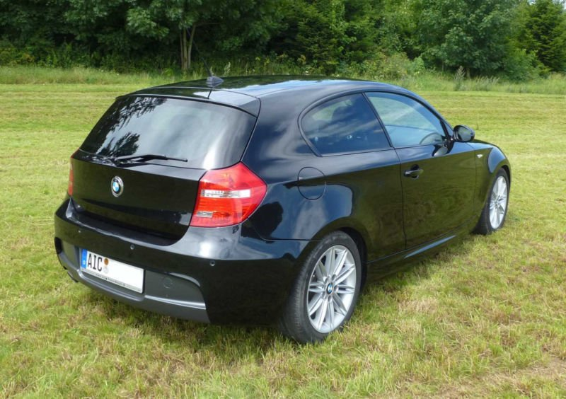 verkauft bmw 116 1er m paket fahrwerk gebraucht 2009 km in affing. Black Bedroom Furniture Sets. Home Design Ideas
