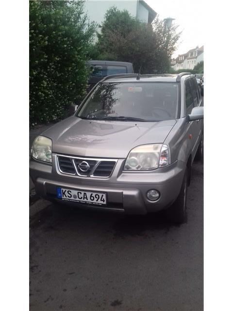 verkauft nissan x trail 2 2 di 4x4 ele gebraucht 2002 km in kassel. Black Bedroom Furniture Sets. Home Design Ideas