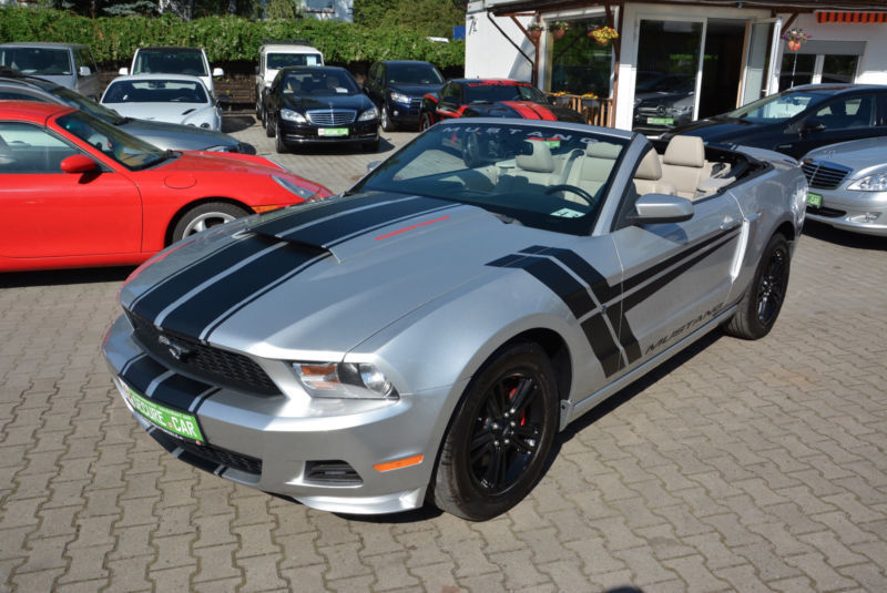 gebraucht ford mustang 2011 km in berlin autouncle. Black Bedroom Furniture Sets. Home Design Ideas