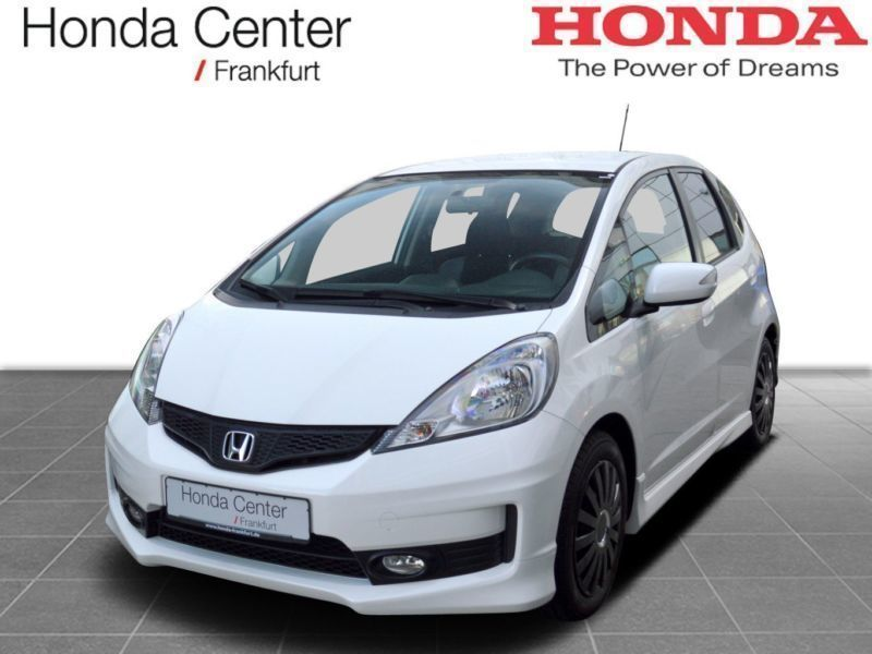 verkauft honda jazz 1 4 si gebraucht 2013 km in. Black Bedroom Furniture Sets. Home Design Ideas