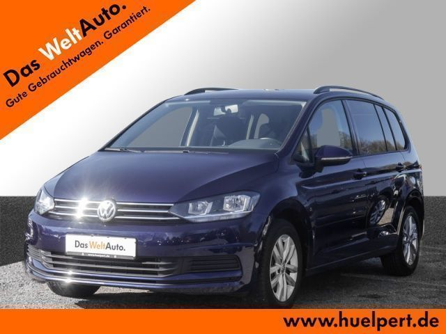 gebraucht VW Touran 1.6 TDI Comfort 7vSitze NAVI BLUETOOTH