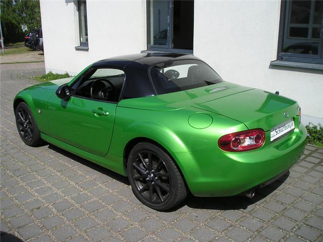 verkauft mazda mx5 2 0 karai sondermod gebraucht 2012 km in potsdam. Black Bedroom Furniture Sets. Home Design Ideas