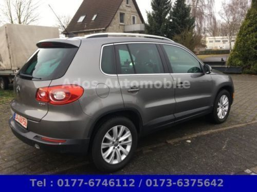 gebraucht 2 0 tsi autom navi alu vw tiguan 2010 km in m nchen. Black Bedroom Furniture Sets. Home Design Ideas
