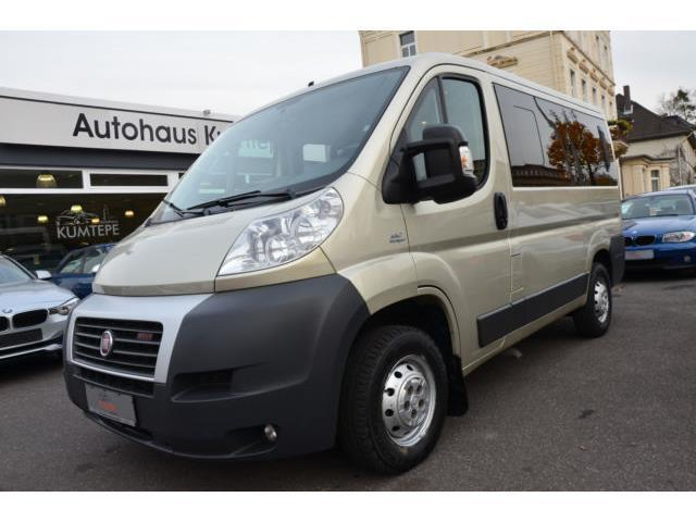 verkauft fiat ducato kombi 30 3 0 jtd gebraucht 2009 km in bonn. Black Bedroom Furniture Sets. Home Design Ideas