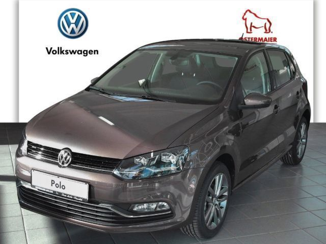 verkauft vw polo allstar 1 2tsi navi l gebraucht 2016 km in m hldorf am inn. Black Bedroom Furniture Sets. Home Design Ideas
