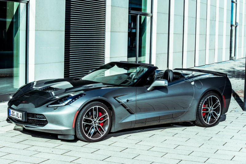 verkauft corvette c7 cabrio top vollau gebraucht 2015 km in sch nefeld. Black Bedroom Furniture Sets. Home Design Ideas