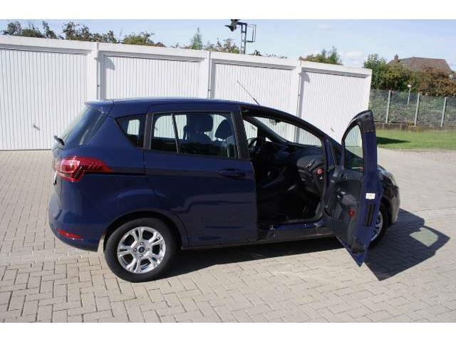 verkauft ford b max 1 6 aut sync edit gebraucht 2015 km in northeim. Black Bedroom Furniture Sets. Home Design Ideas