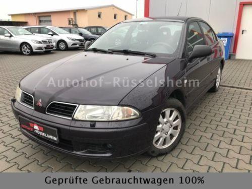 ▷ mitsubishi carisma 1.8 benzin 122 ps (2001) | rüsselsheim | autouncle