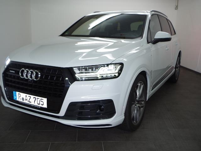 verkauft audi q7 3 0 tdi q tiptronic gebraucht 2016 km in regensburg. Black Bedroom Furniture Sets. Home Design Ideas
