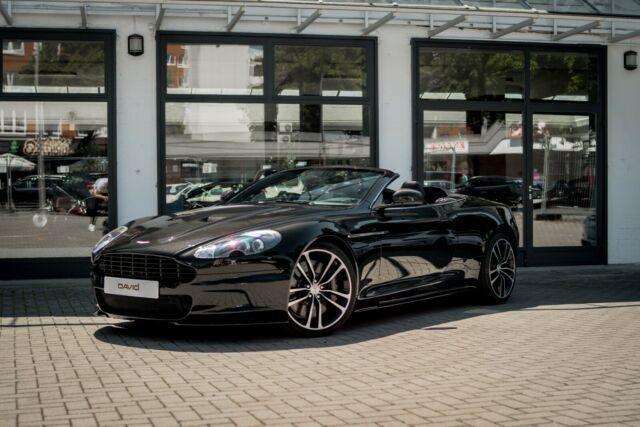 Verkauft Aston Martin Dbs Volante 6 0 Gebraucht 2013 27 907 Km In Hamburg