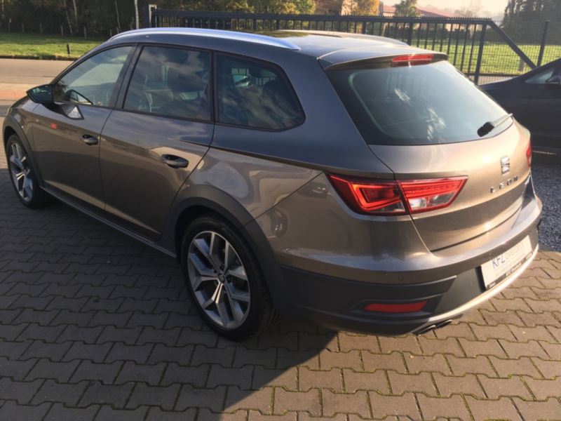 verkauft seat leon x perience st 4drive gebraucht 2014 km in ahaus. Black Bedroom Furniture Sets. Home Design Ideas
