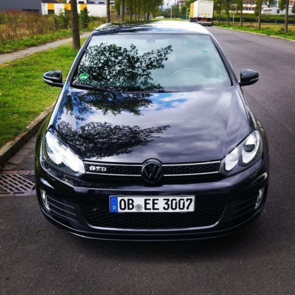 verkauft vw golf 2 0 tdi dpf dsg gtd gebraucht 2011 km in oberhausen. Black Bedroom Furniture Sets. Home Design Ideas