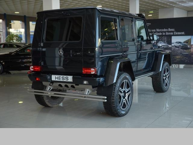 verkauft mercedes g500 4x4 4x4 hoch 2 gebraucht 2015 km in trier. Black Bedroom Furniture Sets. Home Design Ideas
