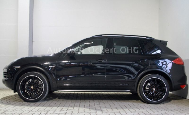verkauft porsche cayenne s e hybrid gebraucht 2011. Black Bedroom Furniture Sets. Home Design Ideas